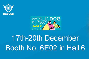 KISSGOORMING Will Attend The World Dog Show Madrid 2020